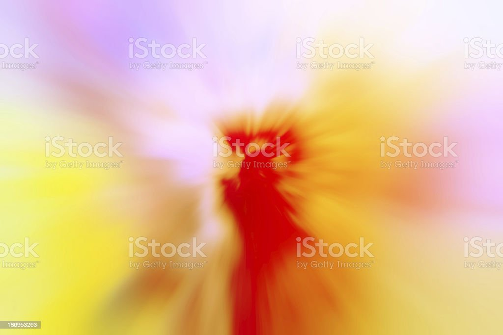 flow of color royalty-free stock photo