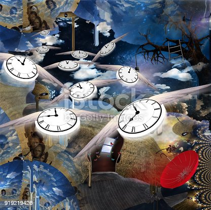 1011152398istockphoto Flow of Time 919219426