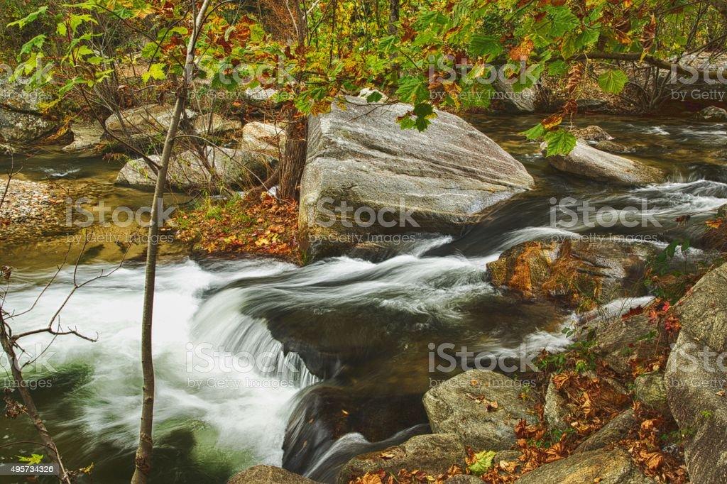 Flow stock photo