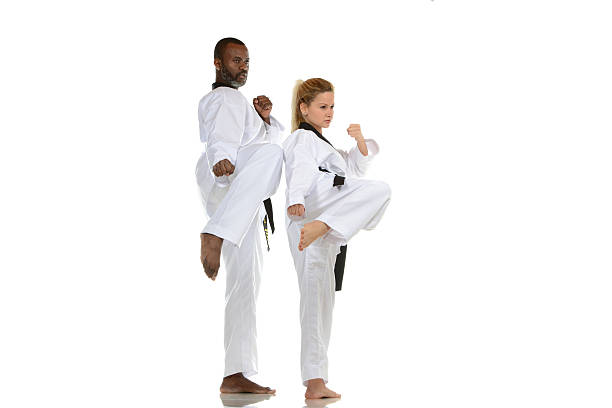 flow - martial arts gerville stock pictures, royalty-free photos & images
