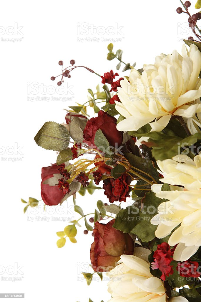 Flower Arrangement Close Up royalty-free stock photo