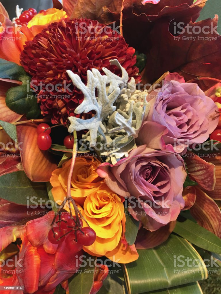 Flower arrangement - Royalty-free Arrangement Stock Photo