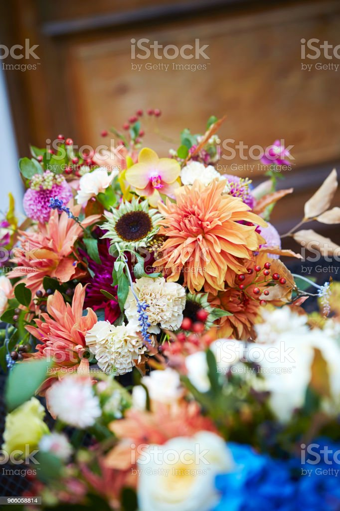 Flower arrangement - Royalty-free Arranjar Foto de stock