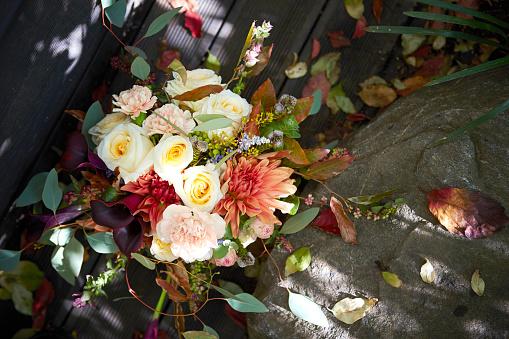 Flower Arrangement — стоковые фотографии и другие картинки Без людей