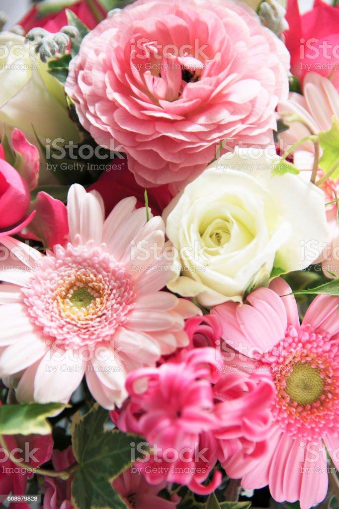 Flower arrangements foto stock royalty-free