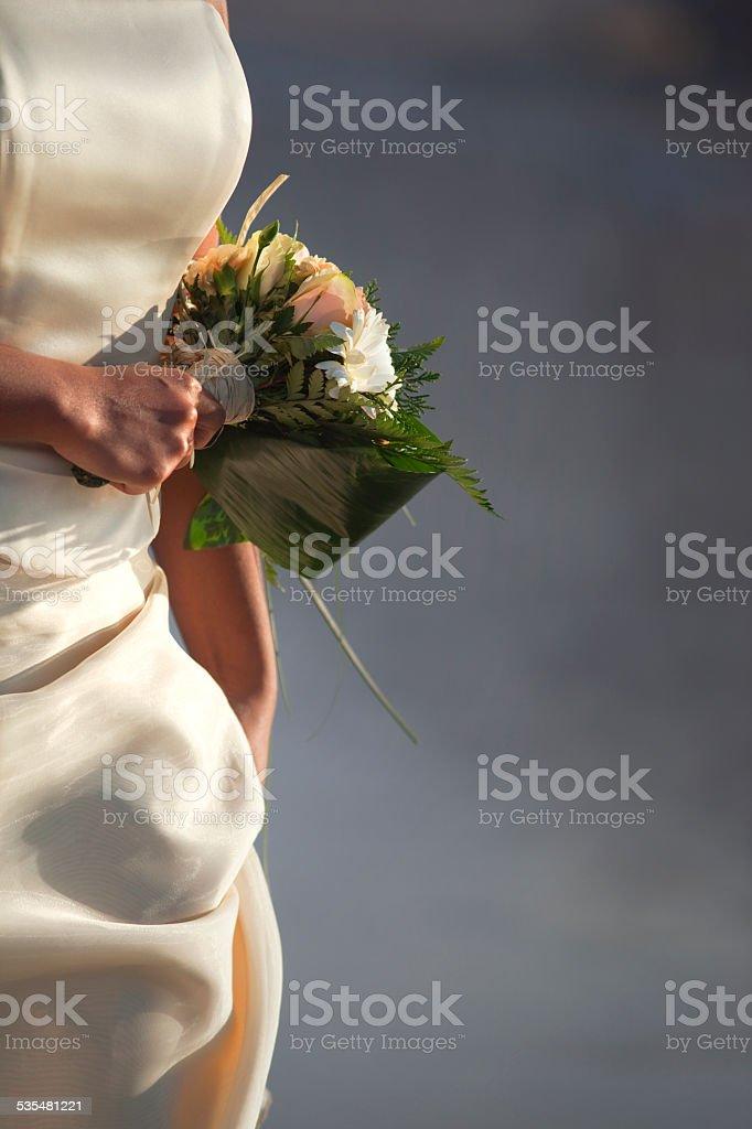Flower bouquet stock photo