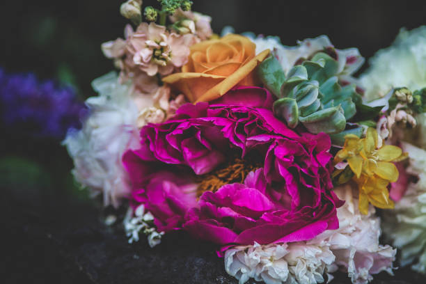 Blumenstrauß  – Foto