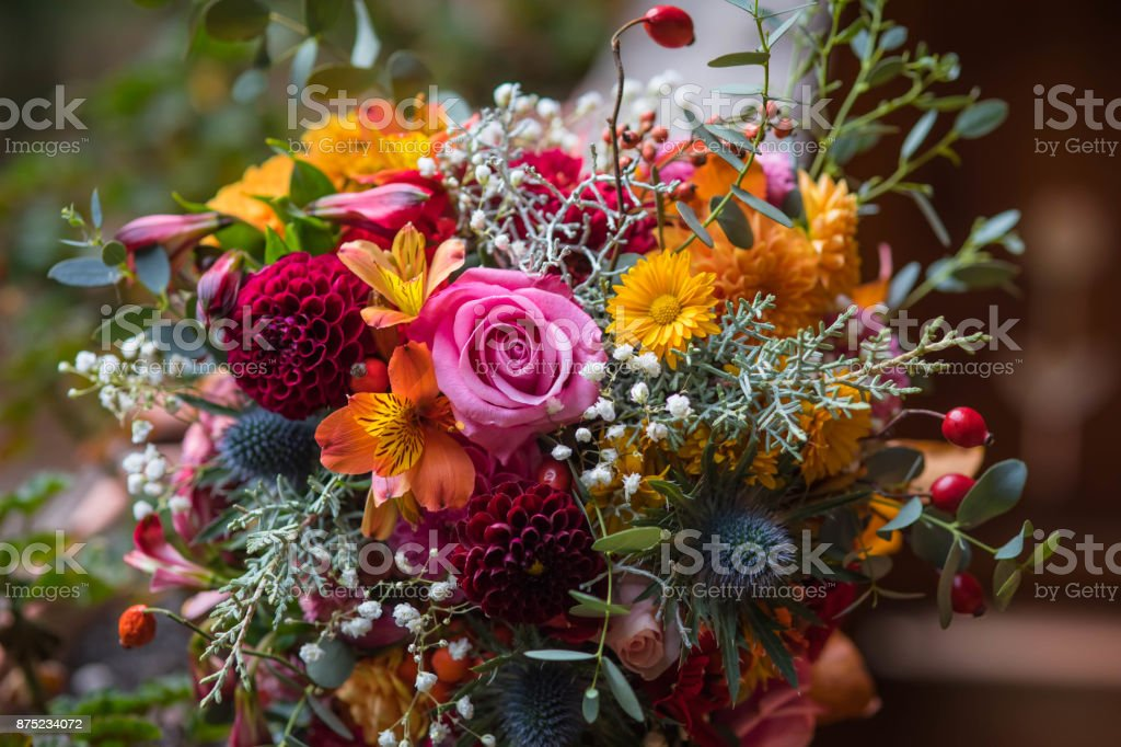 꽃다발 - 로열티 프리 0명 스톡 사진
