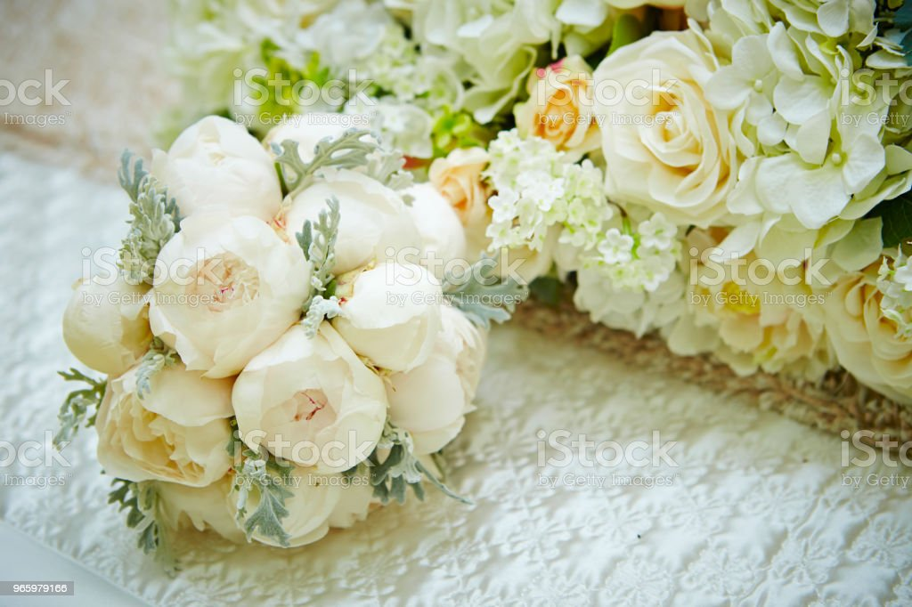 Flower bouquet - Royalty-free Anniversary Stock Photo