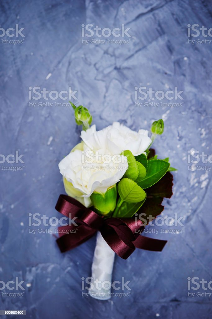 Flower bouquet - Royalty-free Beleza Foto de stock