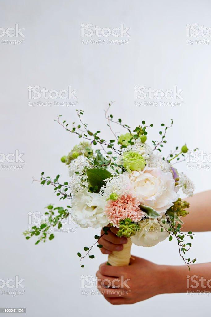 Flower bouquet - Стоковые фото Букет роялти-фри