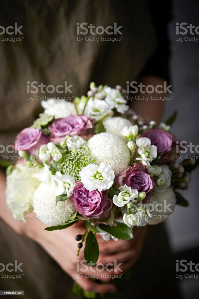 Flower bouquet - Royalty-free Adult Stock Photo