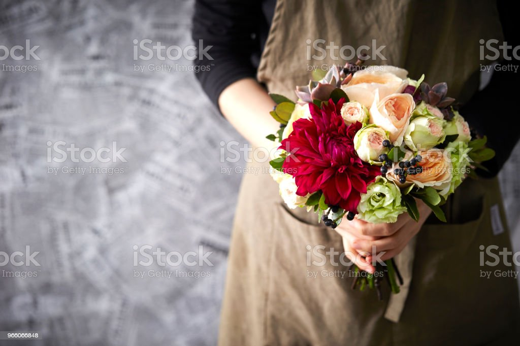 Flower bouquet - Стоковые фото Букет роялти-фри