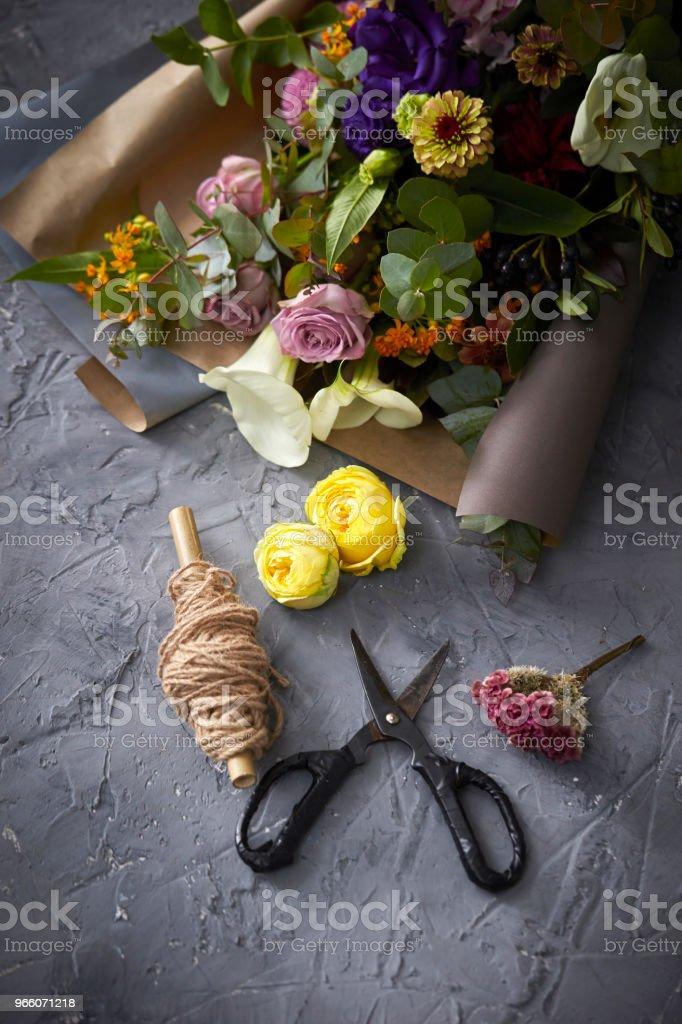 Flower bouquet - Стоковые фото Без людей роялти-фри