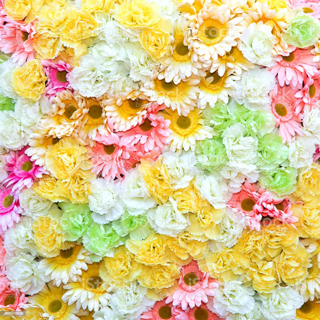 A flower bouquet with a lot of different flowers stock photo more a flower bouquet with a lot of different flowers royalty free stock photo izmirmasajfo