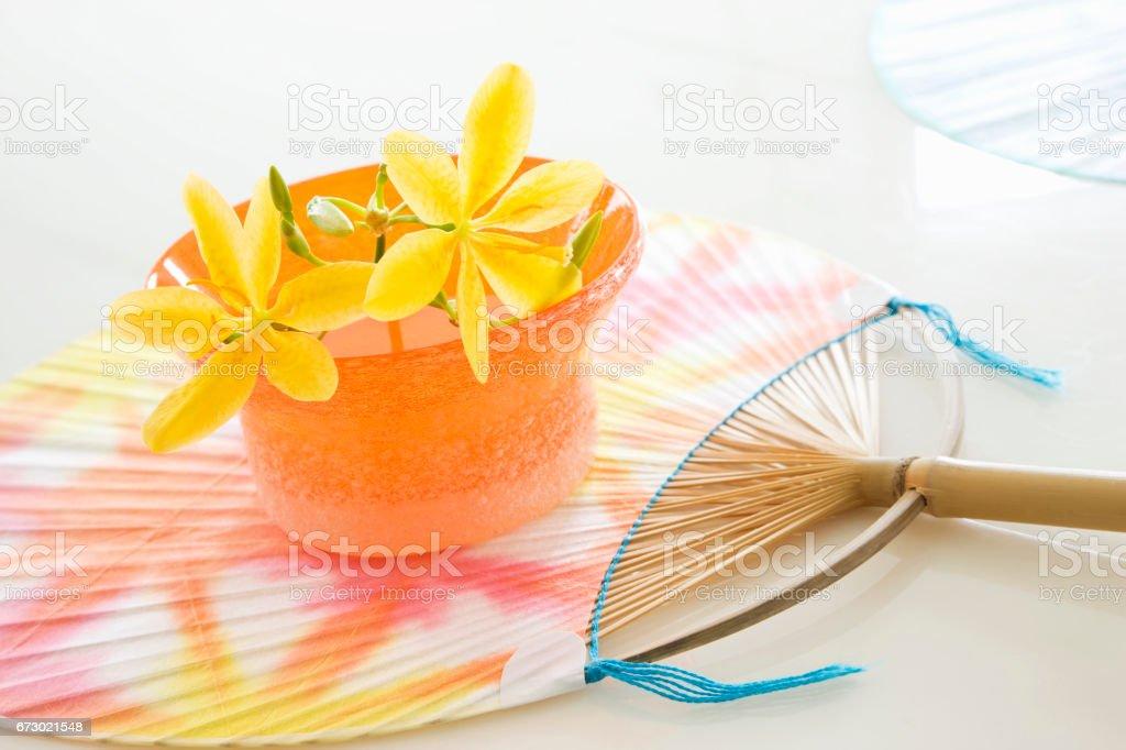 Dulces flor confiar y tuna - foto de stock