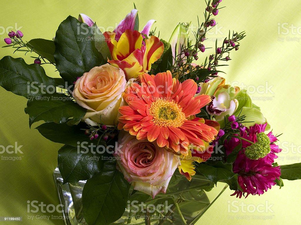 Flower Centerpiece royalty-free stock photo