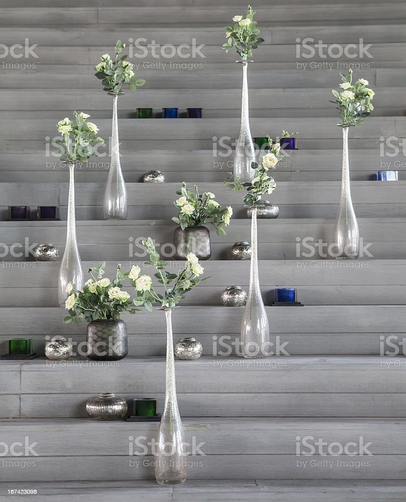 flower decoration. royalty-free stock photo