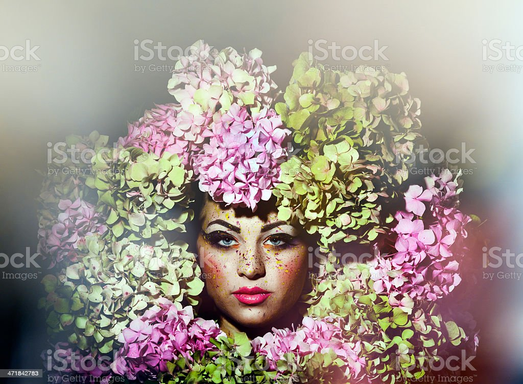 flower fantasy royalty-free stock photo