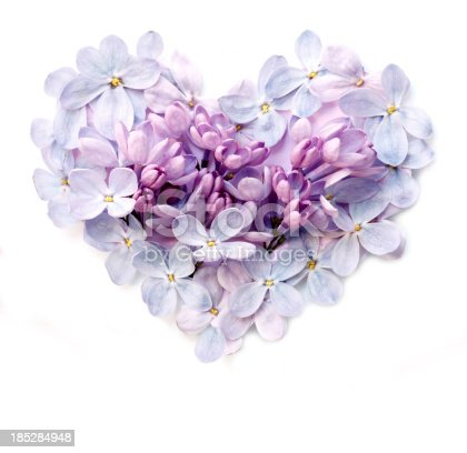 Heart Shaped Flower Composition