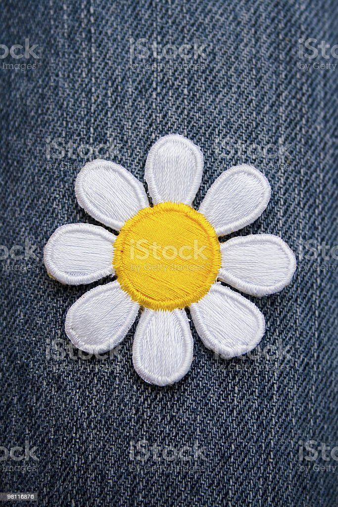 Flower Power royalty-free stock photo