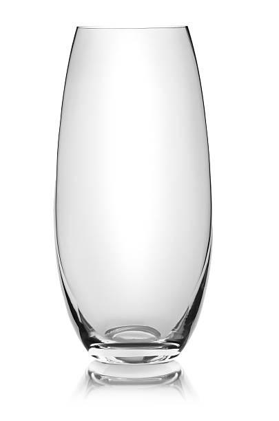blumenvase  - vase glas stock-fotos und bilder