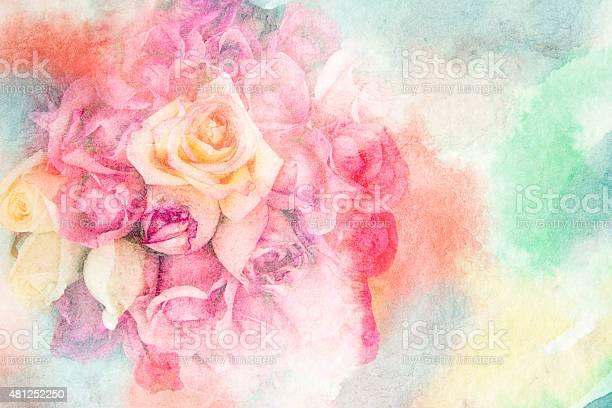 Flower watercolor illustration picture id481252250?b=1&k=6&m=481252250&s=612x612&h=57d0xign2f 0gqf7i9voyruirx8b9dybjvv0qmtjjny=