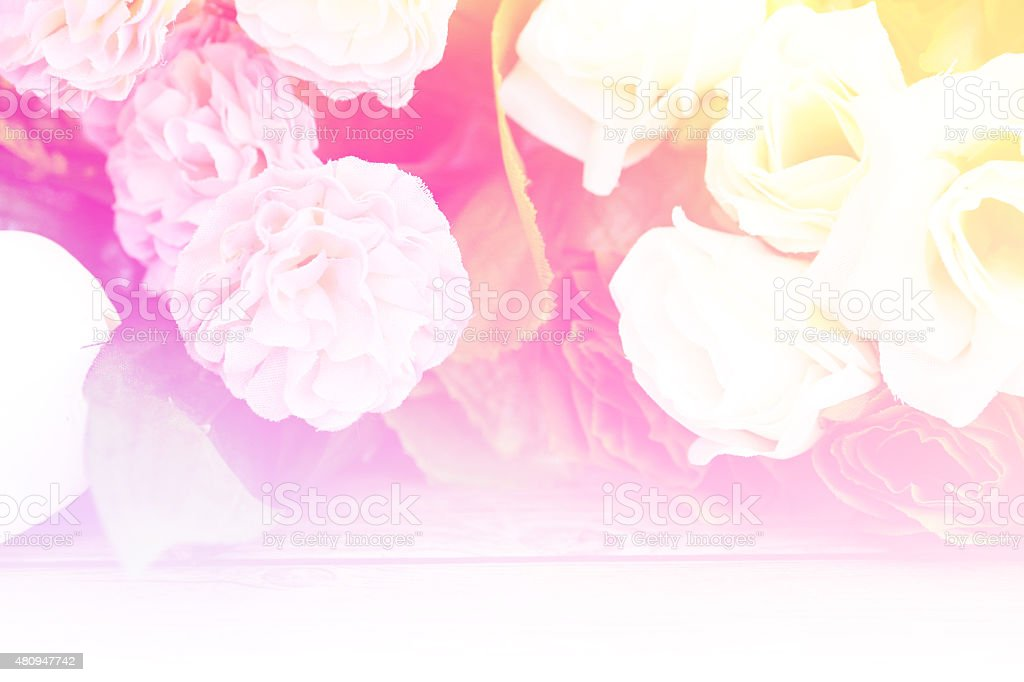 flowers  background stock photo
