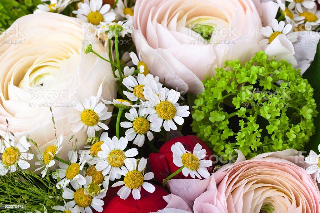 Kwiaty tle  zbiór zdjęć royalty-free