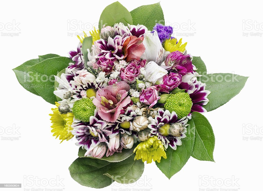 Photo Libre De Droit De Bouquet De Fleurs Pour Fille