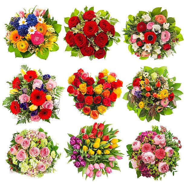 Blumen Blumenstrauß Urlaub Geburtstag, Hochzeit, Valentinstag – Foto
