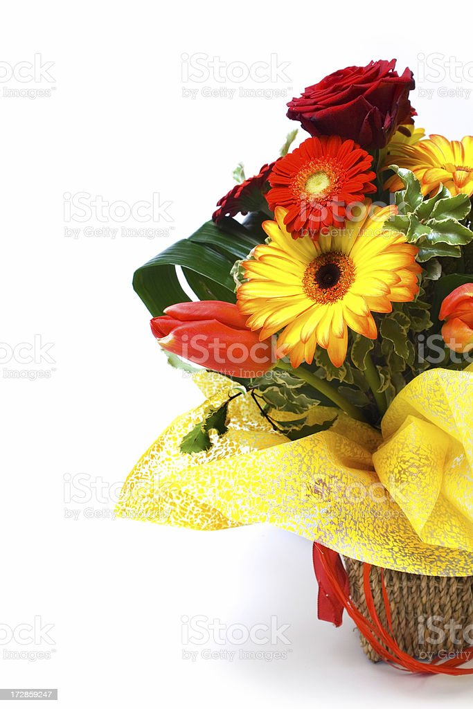 flowers - bouquet royalty-free stock photo