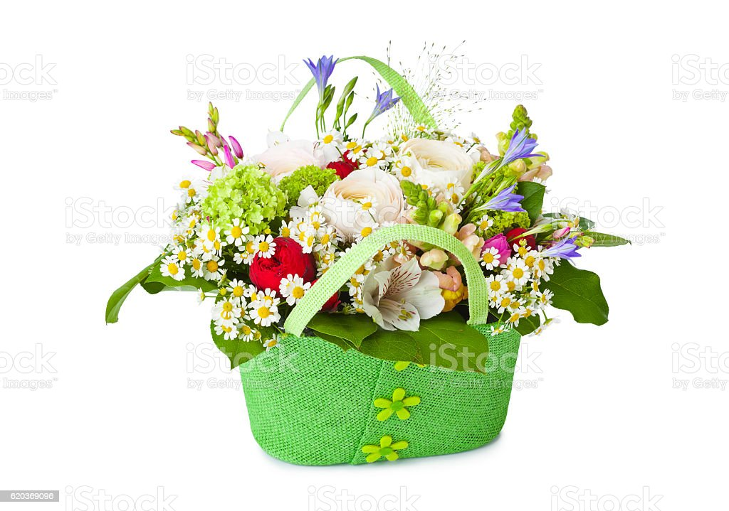 bouquet de Flores foto de stock royalty-free