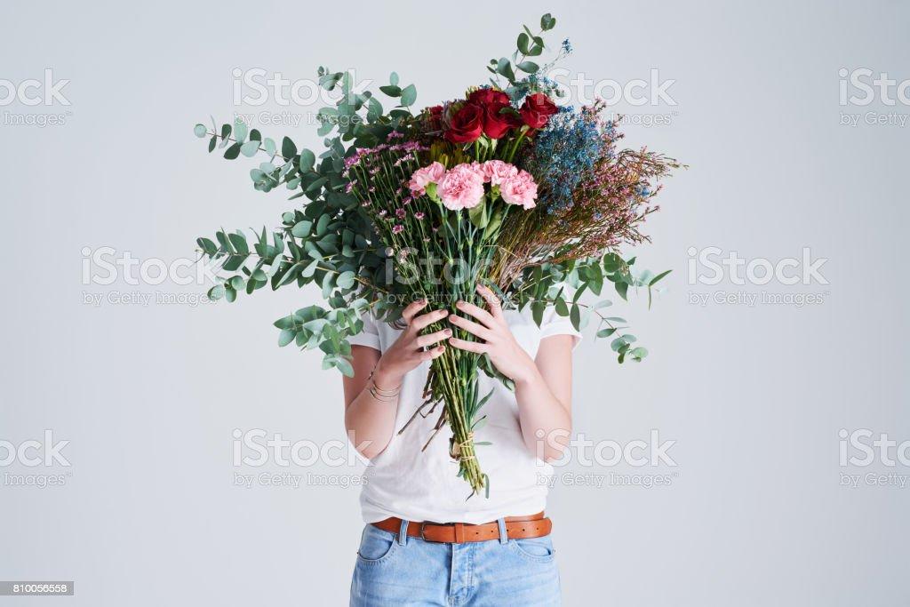 Fleurs pour quelqu'un que vous aimez - Photo