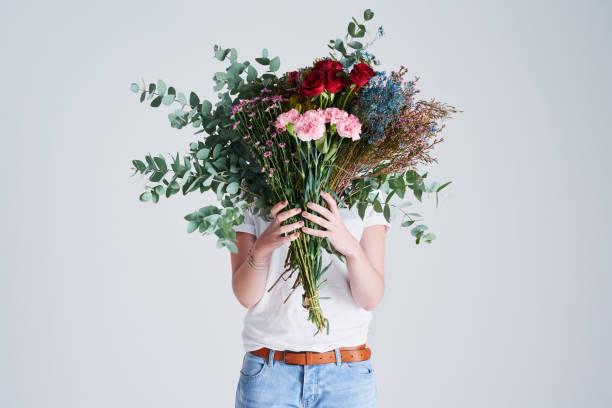 Blumen für jemanden, den Sie lieben – Foto