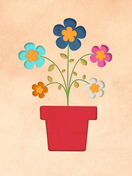 Royalty Free Flower And Vase Cartoon Pictures Images And Stock