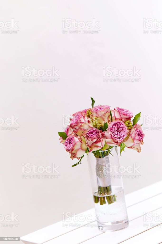 Flowers in vase - Royalty-free Beauty Stock Photo
