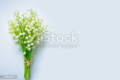 istock flowers lily of the valley 1128420214
