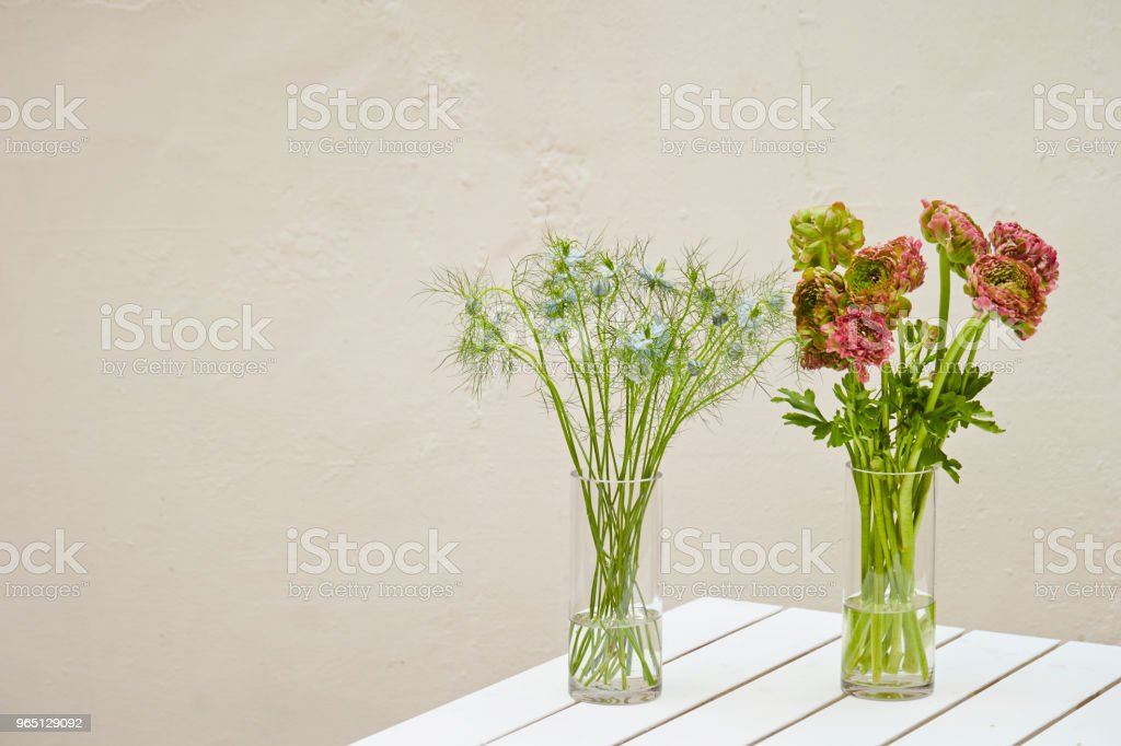 Flowers zbiór zdjęć royalty-free