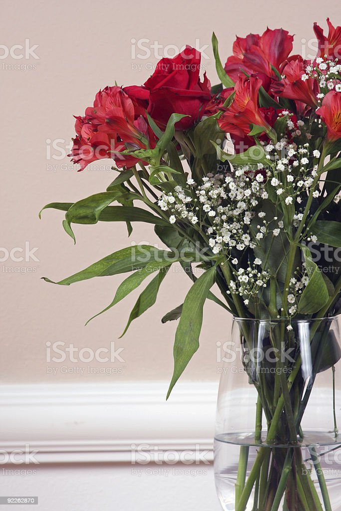 Flowers still life royalty-free stock photo