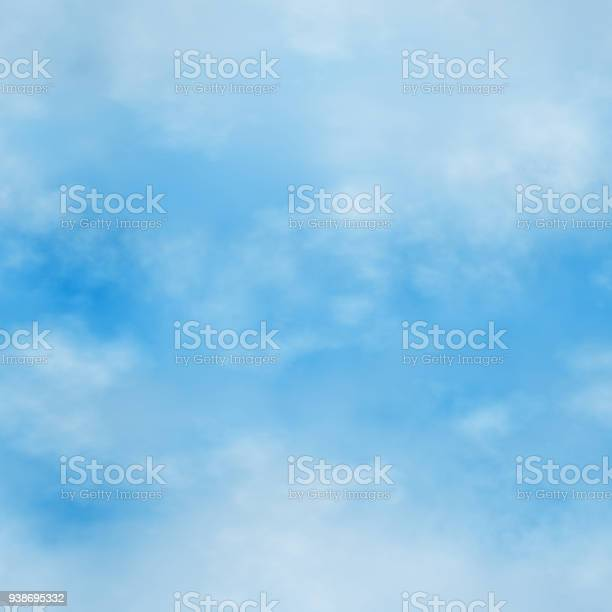 Photo of Fluffy Clouds HD Seamless Tiles Pattern 01