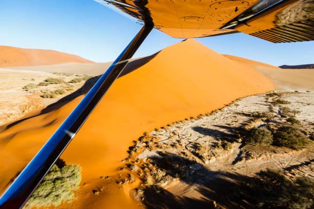 Flugsafari Im Sossusvlei Nationapark – Foto