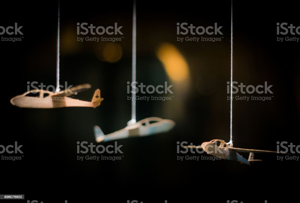 Flugzeug Mobile – Foto
