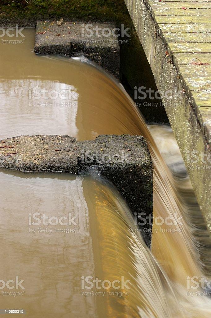 Fluidity stock photo
