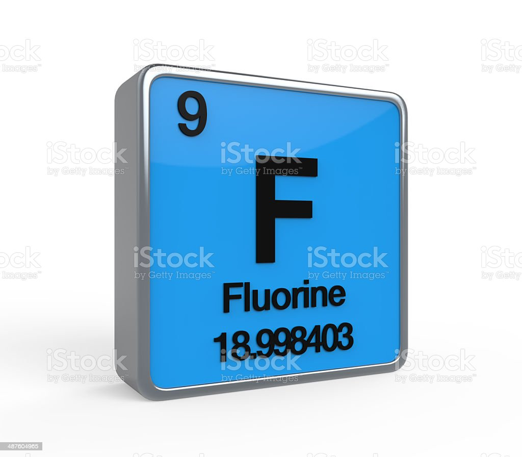 Fluorine element periodic table stock photo 487604965 istock chart helium balloon liquid number periodic table gamestrikefo Images