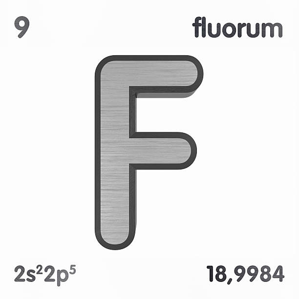 Royalty Free Fluorine Element Symbol Pictures Images And Stock