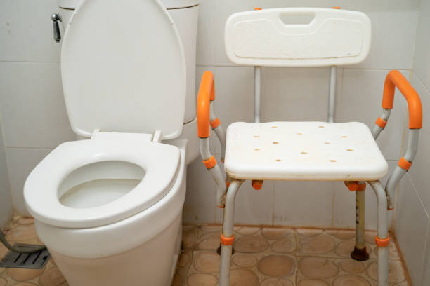 Flush toilet and shower chair in bathroom for old elder people picture id1303094723?b=1&k=6&m=1303094723&s=612x612&w=0&h=3zeomzoixahhpwhewqir nbz gu9qt kdey0mp 2d1m=
