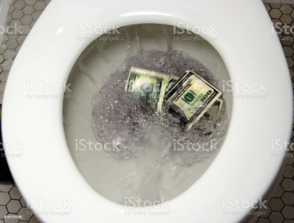 Flushing Geld – Foto