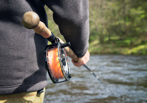 istock Fly Fishing in Scotland 171582414