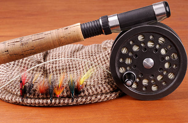 55e9c1236 Best Trout Fishing Pictures Stock Photos, Pictures & Royalty-Free ...